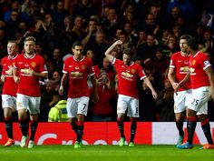 FT: United 1 Palace 0. The Reds claim three vital points before the internationals, thanks to Mata's strike. 8.11.2014. #mufc