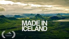 MADE IN ICELAND by Klara Harden. She took 25 days to hike this amazing land alone and filmed her journey.