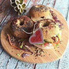 Paleo bagel (édes)