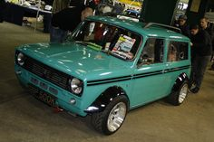 The 1275 GT Estate BMC should have made.
