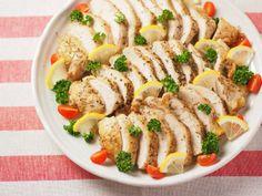 鶏むね肉でハーブローストチキン | オーブン Blog Entry, Oven, Dinner, Ethnic Recipes, Food, Dining, Dinners, Ovens, Meals