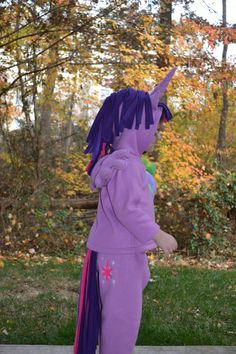 My Little Pony Twilight Sparkle Costume | Etsy @ SugarTartCrafts $145.00