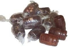 Root Beer Barrels - My grandma always had these in a canister on the kitchen counter