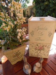 cajas de vino decoradas