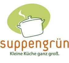 suppengrün · Berger Straße 26 · 60316 Frankfurt Montag bis Freitag 11:30 Uhr bis 16:00 Uhr Samstag 12:00 Uhr bis 16:00 Uhr