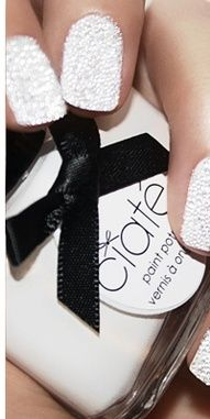 Ciate Caviar nails we home this fabulous colour trailed and tested by The Dolls house staff and they loved it!