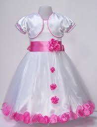 Resultado de imagen para vestidos para niña de fiesta Frocks For Girls, Tutus For Girls, Party Fashion, Girl Fashion, Little Girl Dresses, Girls Dresses, Toddler Outfits, Kids Outfits, Girls Baptism Dress