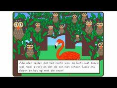 Digitaal prentenboek: Uil en Flamingo weerbaar.mov