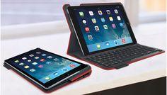 Type+ –Funda con teclado–iPad Air 2 o iPad Air–Logitech Ipad Air 2, Logitech, Funda Ipad Air, Bluetooth Keyboard, Christmas Mom, New Gadgets, Computer Science, Ipad Case, Protective Cases