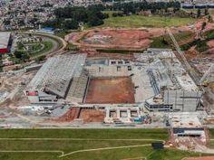 Prefeitura libera R$ 156 milhões em CIDs para Arena Corinthians