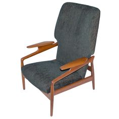 1stdibs.com | Danish Teak Reclining Chair  sc 1 st  Pinterest & Found it at Wayfair - Archdale Recliner | New Family Room ... islam-shia.org