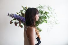 Rachel-Marie of JagLever for Plante Spring 2014