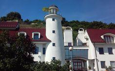 Devin, Bratislava Lighthouse Bratislava, Lighthouse, Sweet Home, Mansions, House Styles, Home Decor, Bell Rock Lighthouse, Light House, Decoration Home