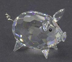 OWN IT. Swarovski Crystal Figurines | SWAROVSKI SWAROVSKI CRYSTAL FIGURINE at Replacements, Ltd