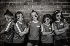 """Mother Empowers Her Daughters With """"Strong Is The New Pretty"""" Photo Shoot"""