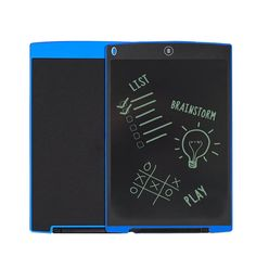Portable Writing Board 12 Inch LCD Digital Drawing Handwriting Pads Gift ABS Electronic Tablet Board For Home Office Digital Drawing Tablet, Glow Party Supplies, Font Digital, Writing Boards, Mens Gear, Cool Gear, Party Lights, Portable, Handwriting