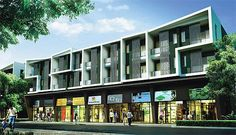 Variations of the facade which is increasingly interesting and unique is now not only easy to find at home, but also a modern shophouse. T...