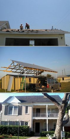 Want to see creativity in your home at a reasonable price? KC's Carports & More can help you with your  light home remodeling and concrete patio restoration needs. They also offer painting services.
