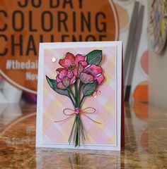 With hand-drawn floral images and elegant sentiments, this delicate set of peony flowers has many elements that can be used to build gorgeous floral designs. You can color them with various coloring m