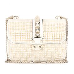 68ee579fe2fb Furla Candy Transparent Bowling Bag in White (Clear)