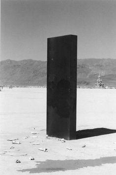 Monolith, 2001: A Space Odyssey, Stanley Kubrick, 1968