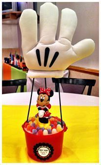 "Photo 1 of 15: Mickey Mouse Clubhouse / Birthday ""Hot Dog - Daniel's 1st Bday"" 
