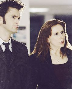 Partners in Crime. In my opinion Donna was the best companion. They didn't have a stupid love story, or anything like that. They had trust. And they had friendship.