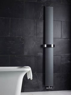 The Bisque Svelte is prima ballerina of towel radiators – slender, graceful and versatile. Made from aluminium, it has a fast response time which can be particularly useful in bathrooms and kitchens where large temperature fluctuations are common. Bathroom Radiators, Panel Radiators, Vertical Radiators, Cast Iron Radiators, Kitchen Radiators, Contemporary Radiators, Traditional Radiators, Kitchen Contemporary, Bathroom Spa