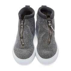 Diemme SSENSE Exclusive Charcoal Spattered Fontesi Sneakers