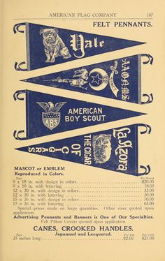Flags, banners and decoration goods of every de...