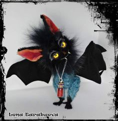 Ismo bat By tarabueva lena - Bear Pile