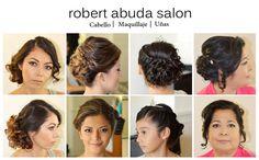 Peinados & Maquillaje, Hair Salon Merida | Salon de Belleza Merida, Robert Abuda Salon Peinados by Yenni.