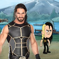 Seth Rollins will REBUILD at #CampWWE
