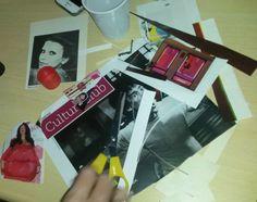 Collage è fare accostamenti insolito e creativi