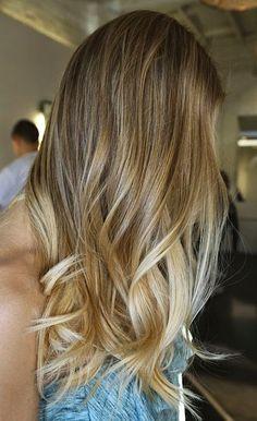 mandy & such: Balayage Hair at Home {DIY}