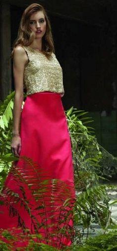 917 Moda – Polleras para fiestas otoño invierno 2015