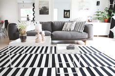 Rest sofa by Muuto. From the blog Hunajaista.