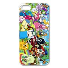 FashionFollower Design Classical Cartoon Series Adventure Time Lovely Phone Case Suitable For iphone5 IP5WN32505 by FashionFollower, http://www.amazon.com/dp/B00C0OP9DW/ref=cm_sw_r_pi_dp_qUUosb1233S3Y