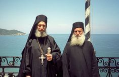 Elder Aimilianos of Simonopetra: The sinners are in the Church also - The Ascetic Experience