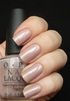 All time favorite color is no longer a mystery! You're a Doll - OPI