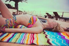 cannot wait for summer... and i want this suit.