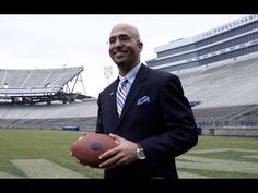 Penn State Football 2014 - A New Era Begins ... Gave me goosebumps, love this guy already :)