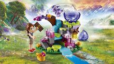 LEGO Elves Emily Jones & the Baby Wind Dragon