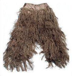 Ghillie Suit Pants Desert Large