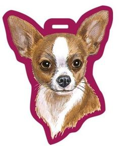 Luggage Tag by Westport  Chihuahua *** You can find more details by visiting the image link.Note:It is affiliate link to Amazon. #summer