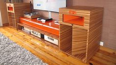 """analog-dreams: """"Klipsch LaScala with Critesspeakers crossover """""""