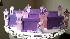 Porta Retrato Princesa Sofia 1