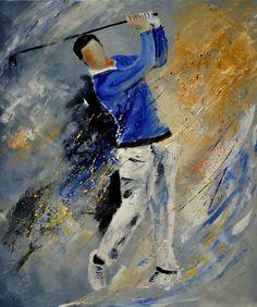Golfing by Pol Ledent //Pipeline Marketing