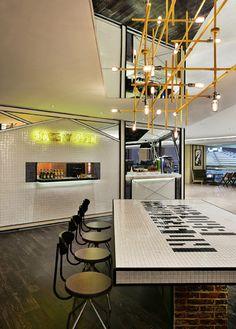 Urban/ Joey Ho  #Interiorismo #corporativo.