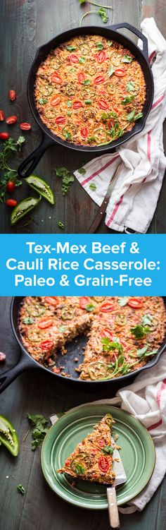 1031 best stupid easy paleo blog images on pinterest tex mex beef and rice casserole paleo mealspaleo foodketo recipeshealthy forumfinder Choice Image